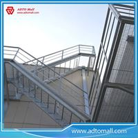 Picture of Outdoor Prefabricated Structural Steel Stairs