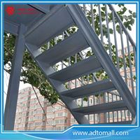 Picture of Galvanized Steel Stairs