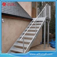 Picture of Welding Steel Stairs