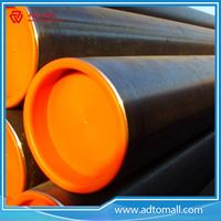 Picture of Large OD LSAW Steel Pipe