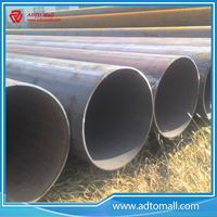 Picture of 1400mmx8mmx6m LSAW Steel Pipe