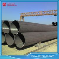 Picture of 812.8mmx12.7mmx6m LSAW Steel Pipe
