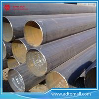Picture of LSAW Carbon Steel Welded Pipes