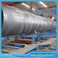Picture of 630mmx8mmx6m SSAW Steel Pipe