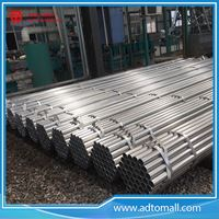 """Picture of BS1387 Gr.A 3""""x3.2mmx6m Hot Dipped Galvanized Pipe"""
