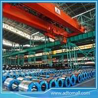 Picture of Cold Rolled SPCC Material