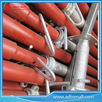 Picture of Hot Dipped Galvanized Adjustable Steel Prop