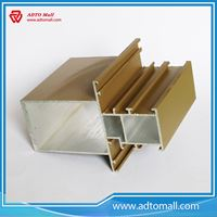 Picture of Powder Coating Finish Aluminum Frames
