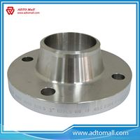 Picture of ANSI JIS DIN GB Weld Neck WN Flange