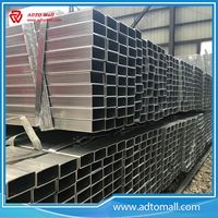 Picture of Pregalvanized Rectangular Tubing With Lower Price
