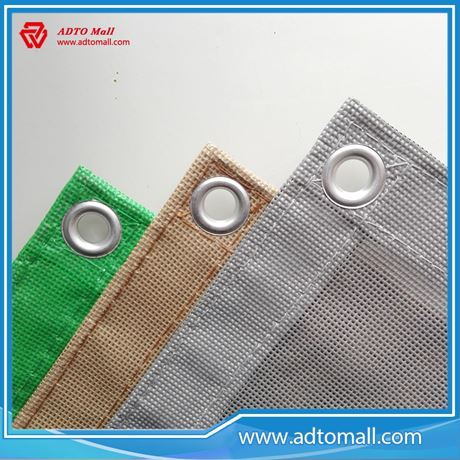Picture of 270g PVC Coated Mesh Fire Retardant