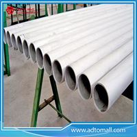 Picture of 406.4*5.0mm*2.384m TP 316L Welded Stainless Steel Pipe