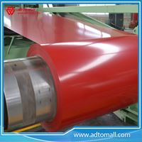 Picture of Japanese Prepainted Zinc Aluminium Coated Alloy Steel Coil