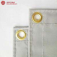 560g Soundproof cloth for Outside Construction Security